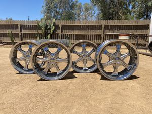 RIMS FOR SALE for Sale in Madera, CA