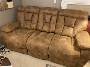 Recliner sofa (Ashley) for Sale in Columbus, OH
