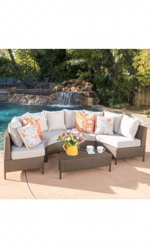 Outdoor furniture, patio furniture, garden home furniture 800$ retail! for Sale in Maricopa, AZ