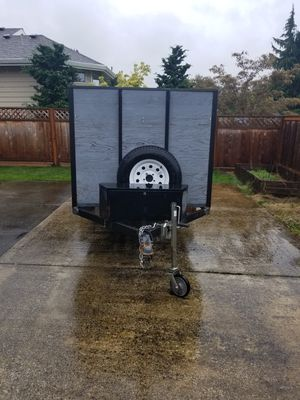 5x12 utility trailer for Sale in Portland, OR