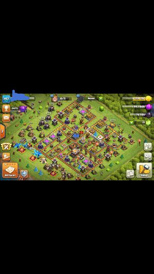 Clash of clans Account TH11 for Sale in Los Angeles, CA