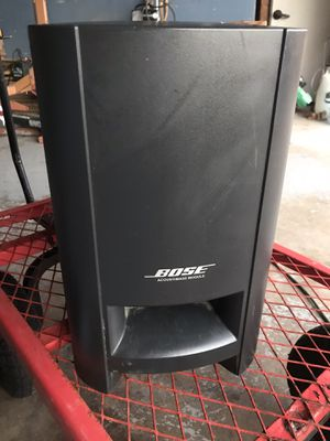 Bose has cord very good speaker for Sale in Cibolo, TX