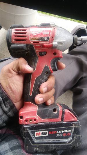 Milwaukee power drill for Sale in Vista, CA
