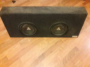JL AUDIO 10 IN for Sale in NC, US