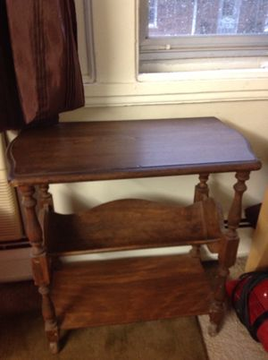 Small shelf 23 inches tall for Sale in Carpentersville, IL