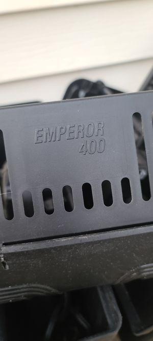 Marineland Emperor 400 power filter for Sale in Manassas, VA