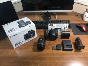 Canon Rebel SL2 for Sale in Miami, FL