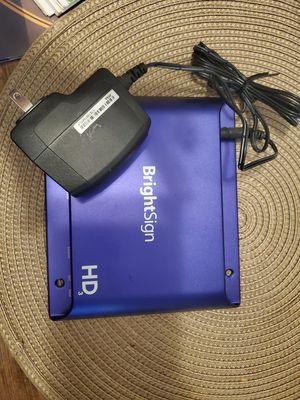 HD3series brightsign HD223 for Sale in Lake Elsinore, CA