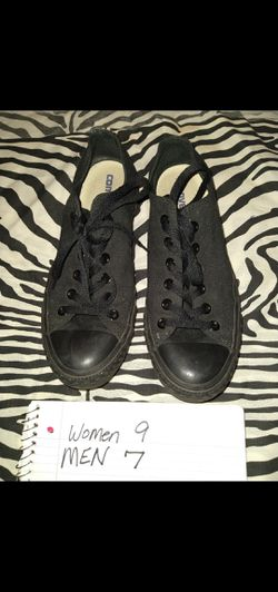 Converse for him or her size 7men&9 women's for Sale in Murfreesboro,  TN
