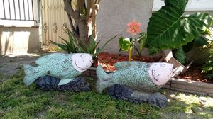 Koi fish Two and a half feet long by one foot tall for Sale in Santa Ana, CA