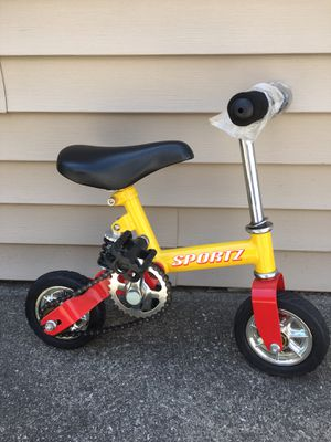 Sportz Mini Bicycle. Pickup only for Sale in Cleveland, OH