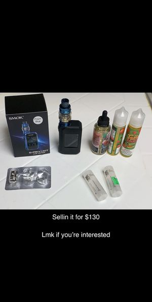 G-priv 2 Mod for Sale in Lemoore, CA
