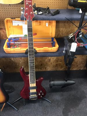 Schecter 5 String Bass-Diamond Series for Sale in Milton, FL