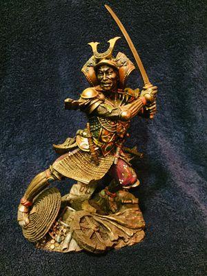 Rare Samurai Statue for Sale in Tigard, OR