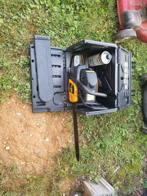 Poulan chainsaw for Sale in Baltimore, MD