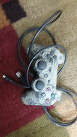 Ps3 controllerand charger cord for Sale in Lakewood, CO