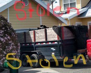 Dump trailer Stolen! Please help me find it. for Sale in Mount Vernon, WA