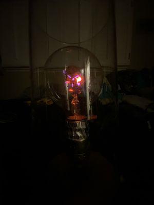 Flaming Skull Lamp for Sale in Fullerton, CA