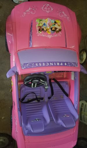 Power wheels 12v mustang for Sale in Des Plaines, IL