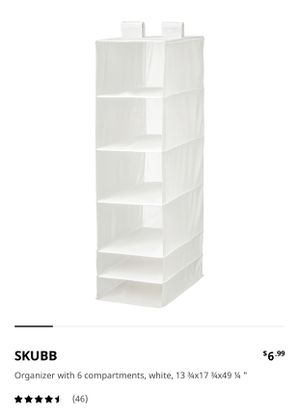 Clothes and shoes organizer for Sale in Miami, FL