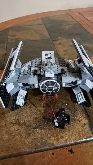 Lego Star Wars 8017 Darth Vader's Tie Fighter for Sale in Miami, FL