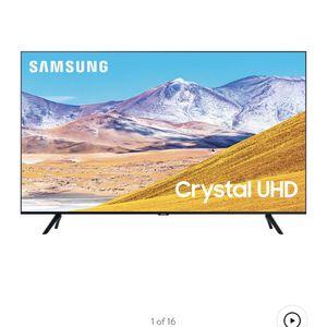 65 In Samsung Smart Tv for Sale in Arvin, CA