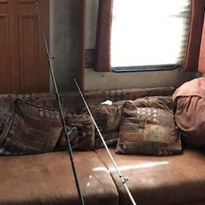 2 Large Fishing Rods for Sale in Bethlehem, PA