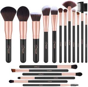 BESTOPE 18 PCs Makeup Brushes for Sale in Las Vegas, NV