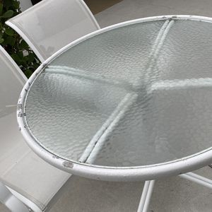 Table & 2 Chairs for Sale in West Palm Beach, FL