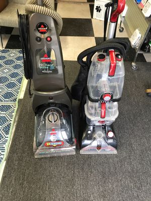 Bissel or Hoover shampooer s. Great condition. Refurbished for Sale in University Place, WA