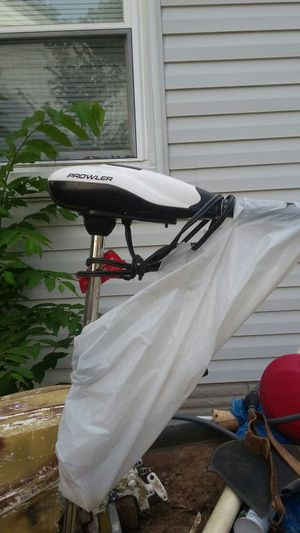 Electric motor and small gas motor for sale both for a good price for Sale in Hyattsville, MD