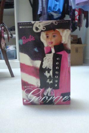 Barbie, George Washington for Sale in Falls Church, VA