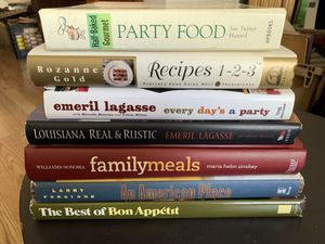 7 Great Cookbooks - 1 Low Price for Sale in Baltimore, MD