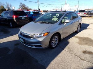 2012 Honda Civic Sdn for Sale in North Richland Hills, TX