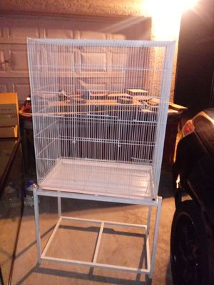 Brand new bird cage and stand for Sale in Las Vegas, NV