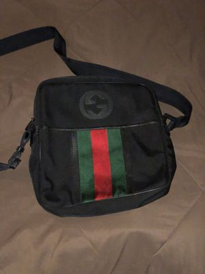 Vintage (really rare) Gucci men's shoulder bag for Sale in Carmel, IN