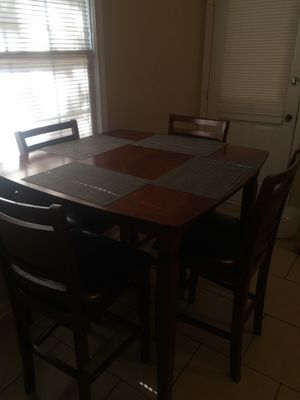 High dining table for Sale in Lawrenceville, GA