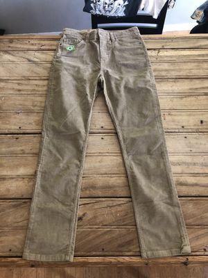 Patagonia Women's Beige Corduroy Straight Leg Pants Size: 29 for Sale in Altadena, CA