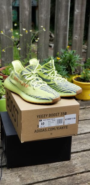 Adidas Yeezy Frozen Yellow 350 v2 for Sale in Oregon City, OR