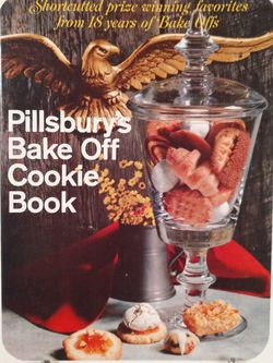 1967 Cookbook Pillsbury's Bake Off Cookie Book for Sale in Monroeville,  PA