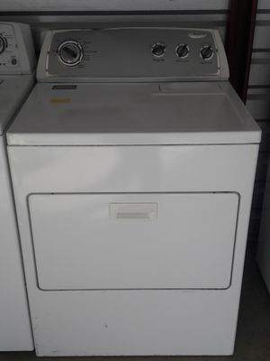 WHIRLPOOL ELECTRIC DRYER SUPER CAPACITY **DELIVERY AVAILABLE TODAY** for Sale in Maryland Heights, MO