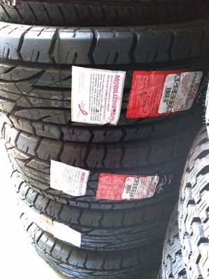 Super llantas 31/1050/15 31105015 for Sale in Phoenix, AZ
