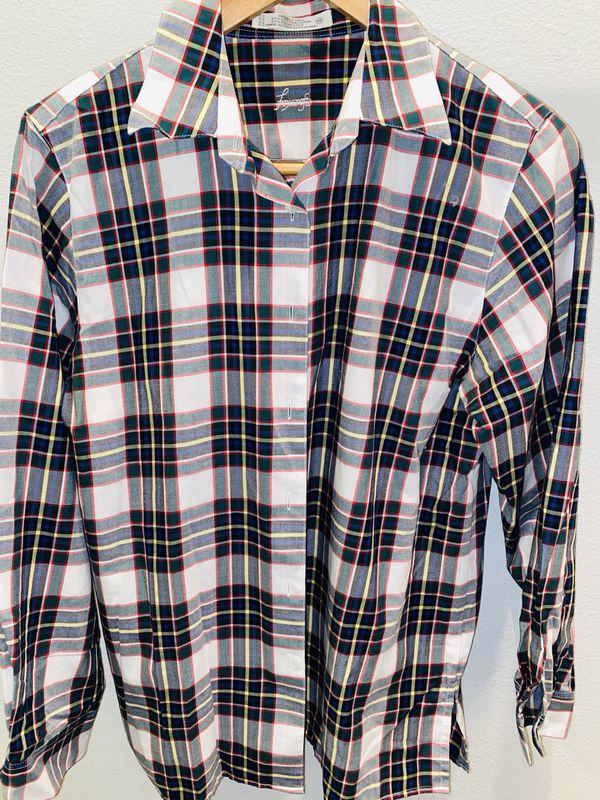 Foxcroft shirt size 10