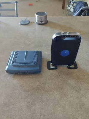 Ubee cable modem and Netgear N600 wireless router for Sale in Parker, CO