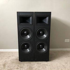 Klipsch KLF10 Tower Home Floor Standing Speakers for Sale in Mount Prospect, IL