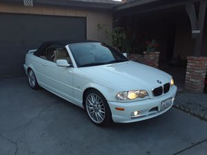 2001 BMW 330ci // low miles for Sale in San Diego, CA