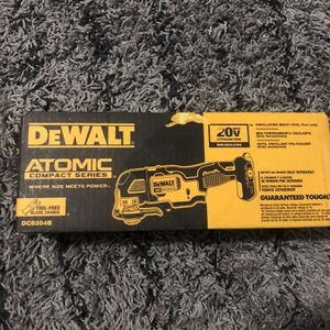 Multi Tool Dewalt for Sale in Sacramento, CA