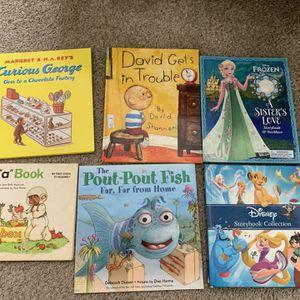 $20!! Kids Books- Over 50! BOB, Star Wars, Frozen, Disney for Sale in Orange, CA