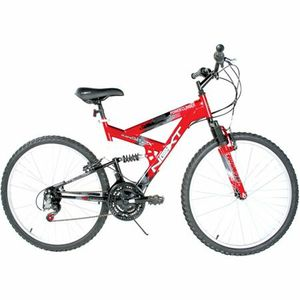 "26"" 18 speed Next power climber mountain bike w/ helmet for Sale in Germantown, MD"