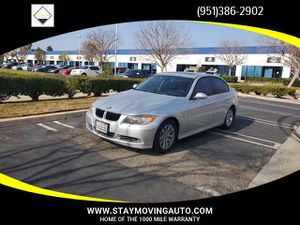 2007 BMW 3 Series for Sale in Moreno Valley, CA